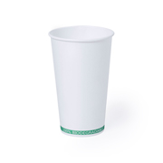 Vaso compostable 500 mls.