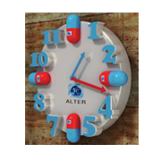 Reloj de pared personalizable