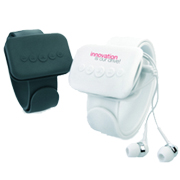 Brazalete reproductor MP3 para footing