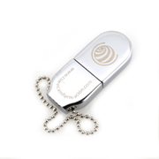 Mini pendrive USB metalico personalizable a laser