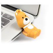 Pendrive USB osito - Ideal para Parques de atracciones