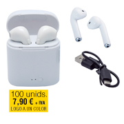 Auriculares bluetooth sin cables para moviles