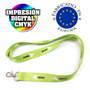 Cinta lanyard sublimacion digital