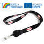 Lanyards a todo color con yo-yo retractil