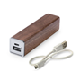 Power bank de madera para emergencias - Precio OUTLET