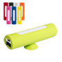 Power bank promocional de 2200 mAh para moviles